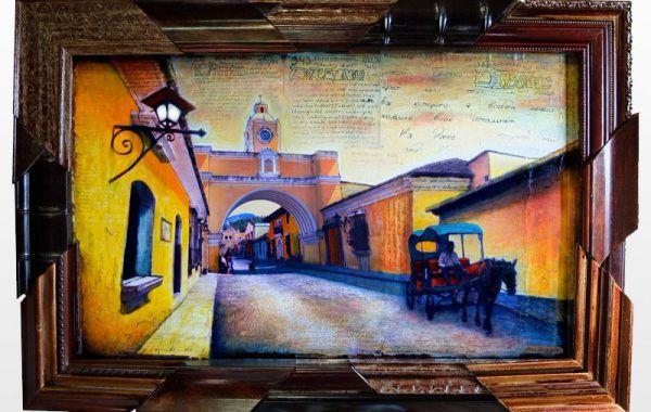 Antigua's Archway