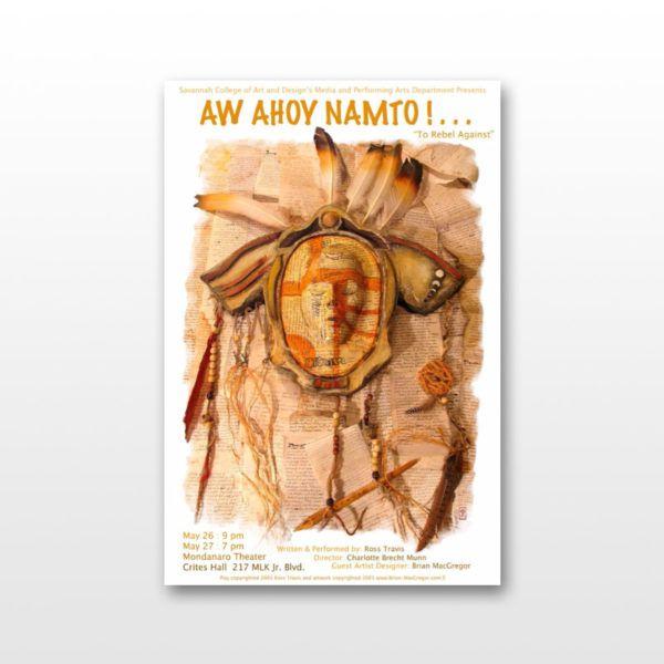 Aw Ahoy Namto
